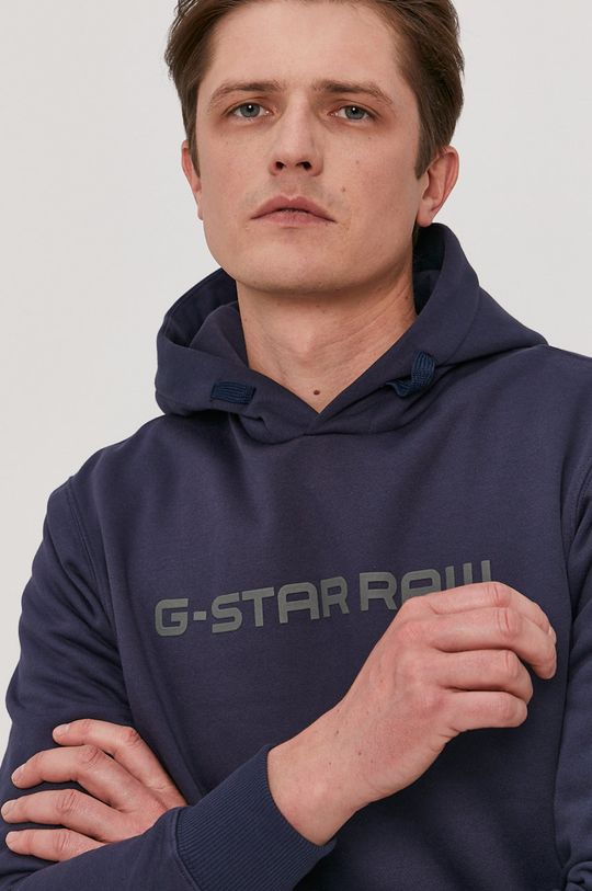 námořnická modř G-Star Raw - Mikina
