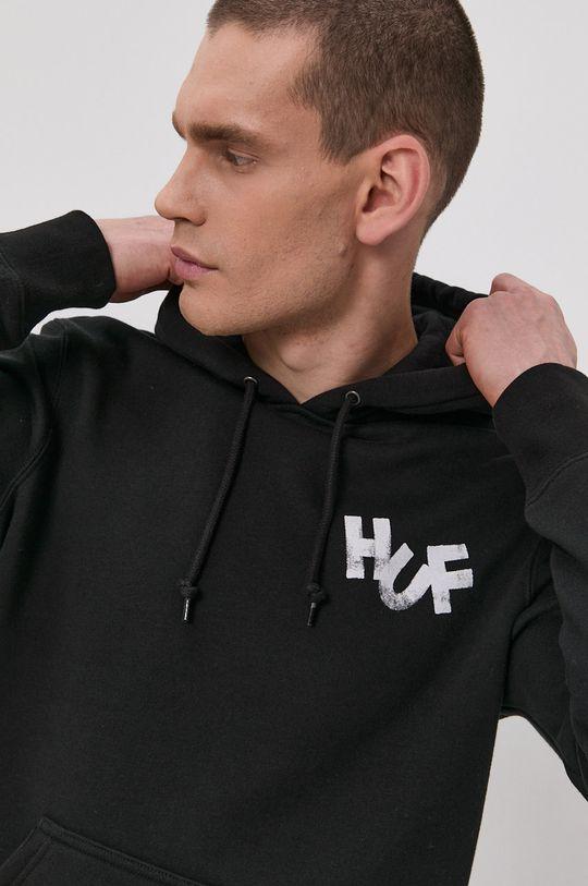 černá HUF - Mikina