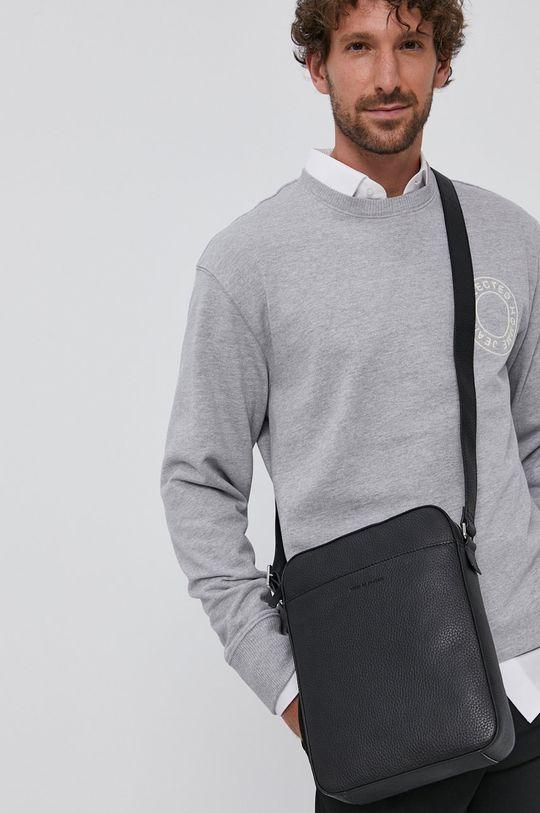 jasny szary Selected - Bluza