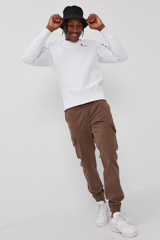 Champion - Bluza biały