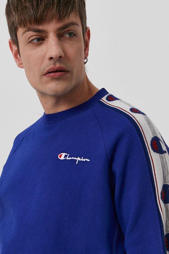 niebieski Champion - Bluza