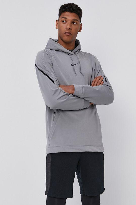 Nike - Bluza jasny szary