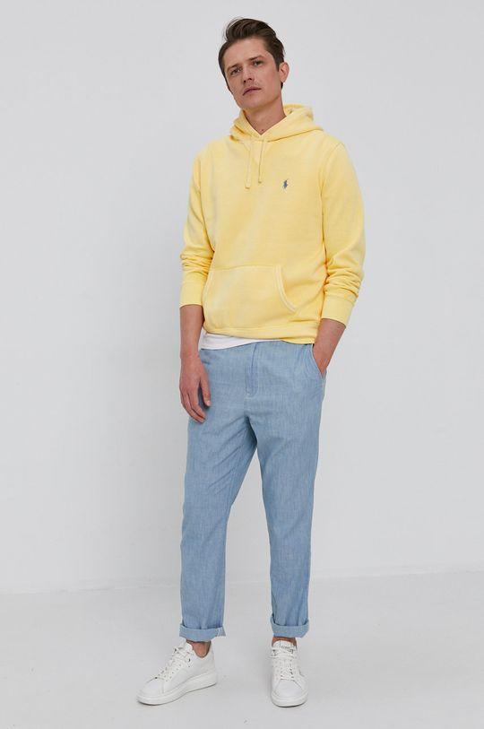 Polo Ralph Lauren - Bluza żółty