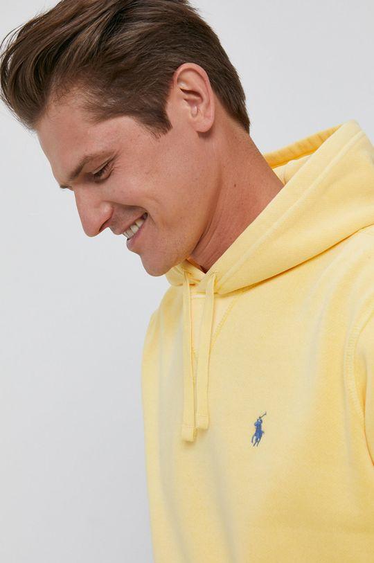 żółty Polo Ralph Lauren - Bluza