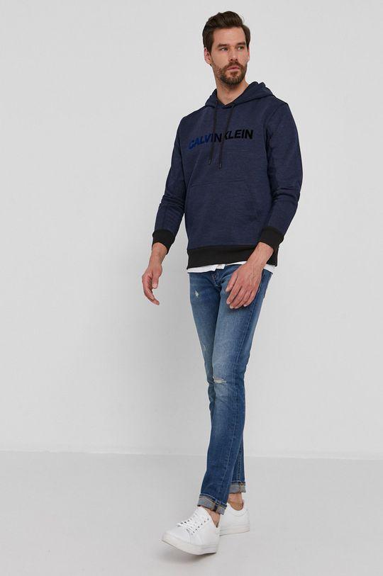 Calvin Klein - Bluza granatowy