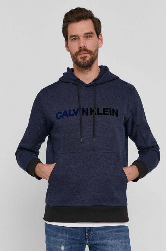 granatowy Calvin Klein - Bluza