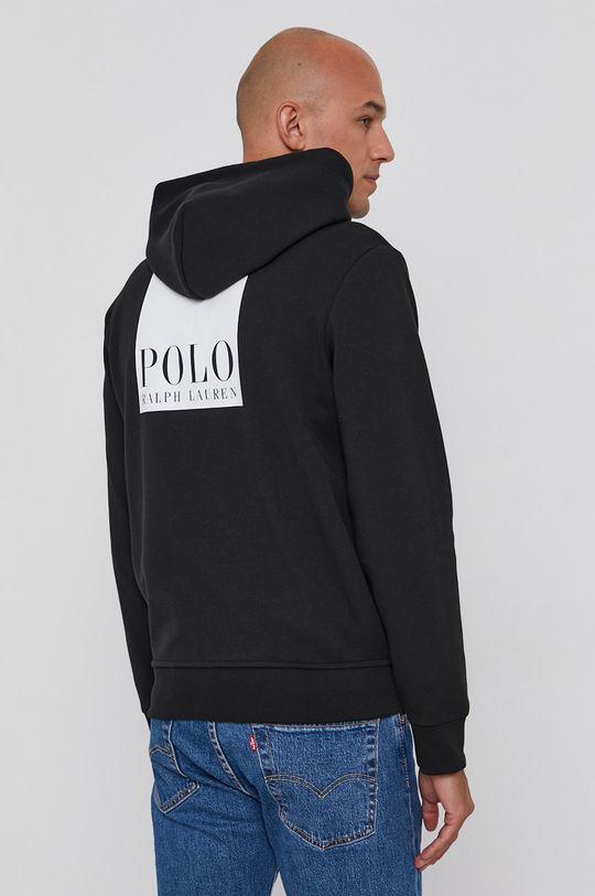 Polo Ralph Lauren - Mikina  Základná látka: 42% Bavlna, 58% Polyester Elastická manžeta: 57% Bavlna, 2% Elastan, 41% Polyester