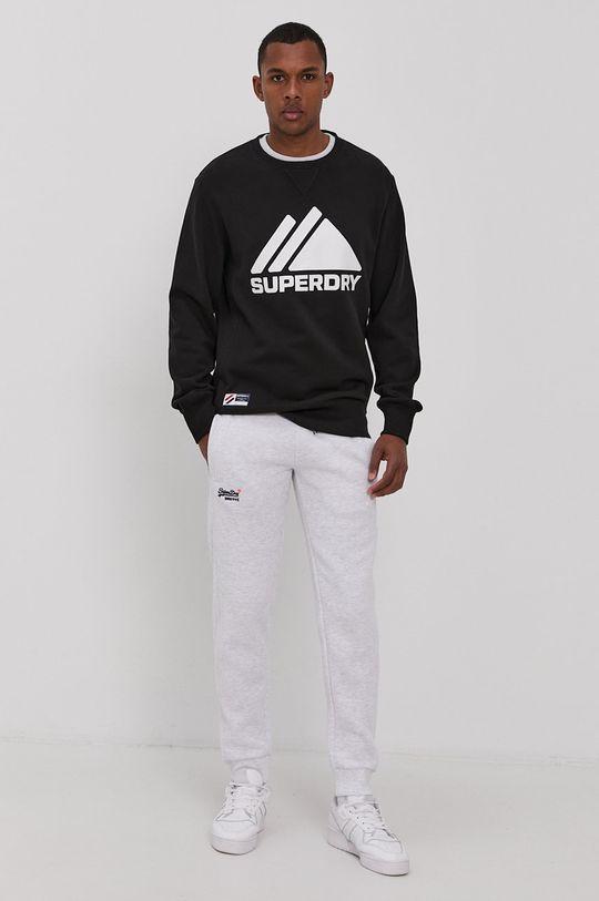 Superdry - Bluza czarny