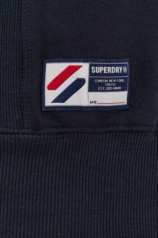 Superdry - Bavlněná mikina Pánský