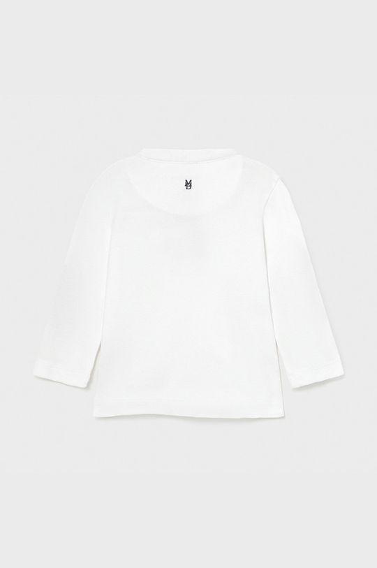 Mayoral - Detské tričko s dlhým rukávom  92% Bavlna, 5% Elastan, 3% Ľan
