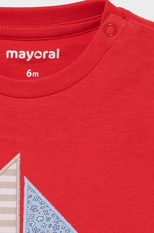 rosu ascutit Mayoral - Longsleeve copii