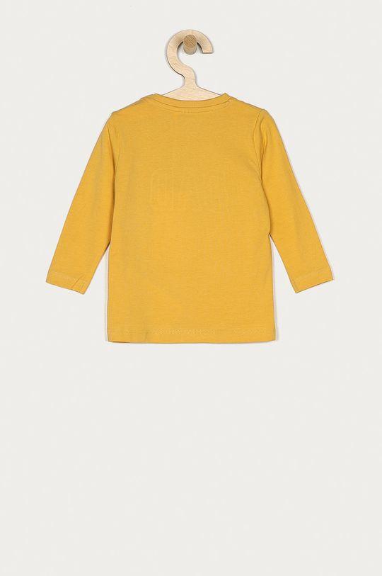 Name it - Longsleeve dziecięcy 56-86 cm żółty