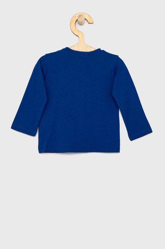 United Colors of Benetton - Dětské tričko s dlouhým rukávem fialová