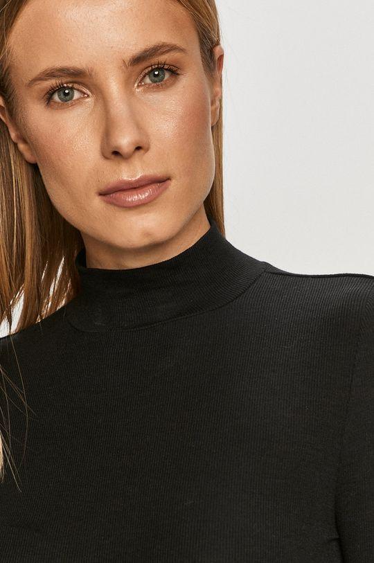 čierna GAP - Tričko s dlhým rukávom