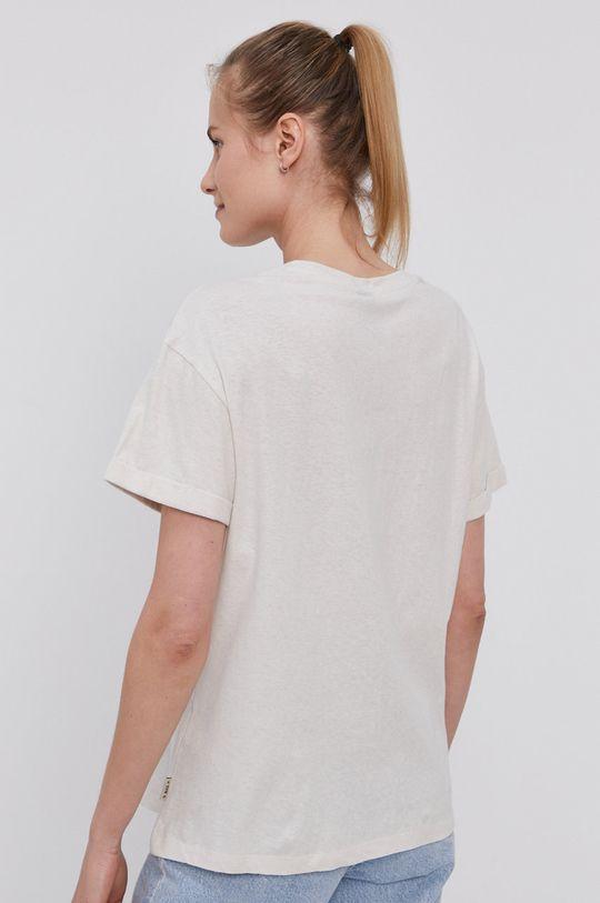 Protest - T-shirt 80 % Bawełna, 20 % Len