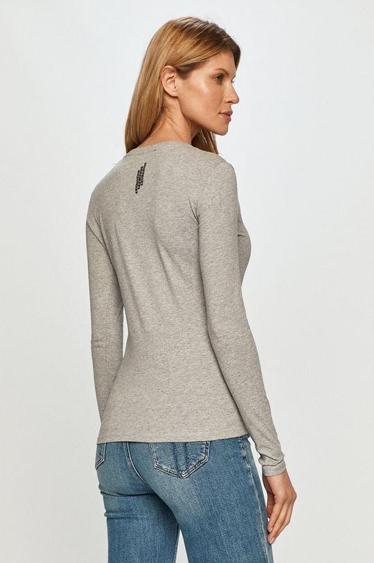 Guess - Tričko s dlhým rukávom  98% Bavlna, 2% Elastan