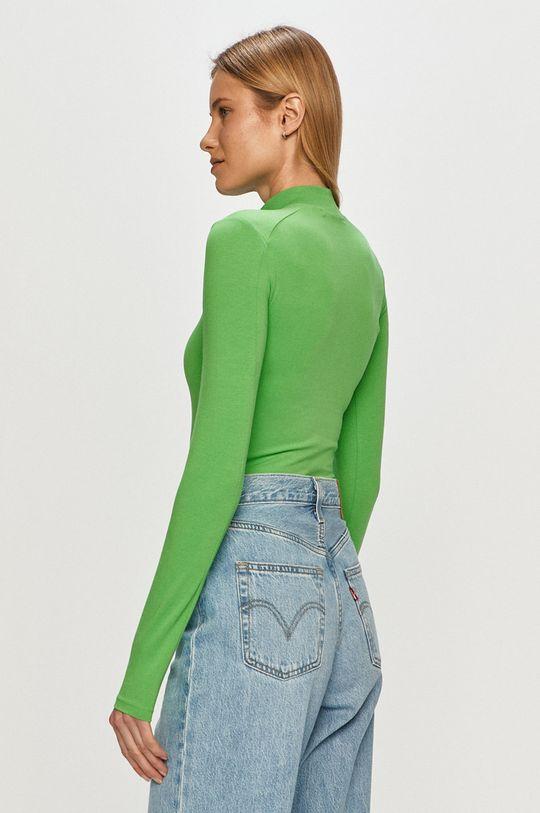 Calvin Klein Jeans - Tričko s dlhým rukávom  95% Bavlna, 5% Elastan