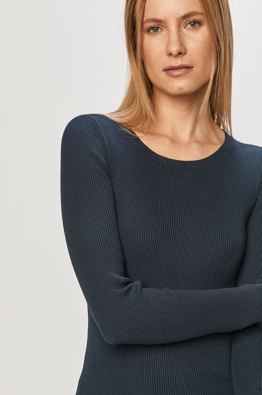 granatowy Pepe Jeans - Sweter Claire