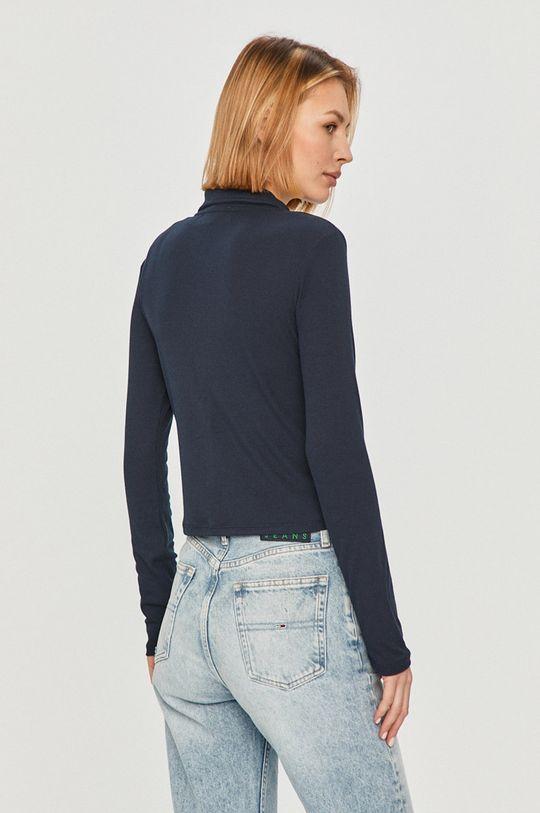 Pepe Jeans - Tričko s dlhým rukávom Agnes  5% Elastan, 60% Polyester, 35% Viskóza