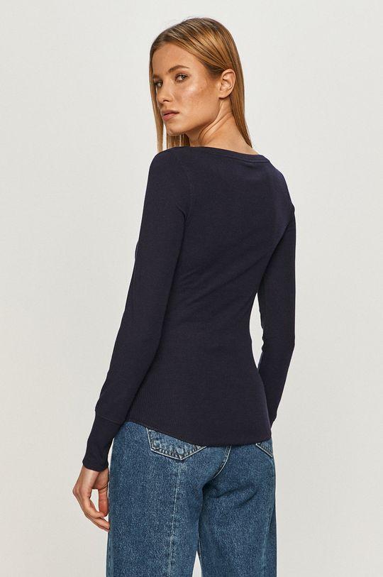 GAP - Tričko s dlhým rukávom  58% Bavlna, 38% Modal, 4% Spandex