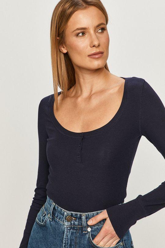 tmavomodrá GAP - Tričko s dlhým rukávom