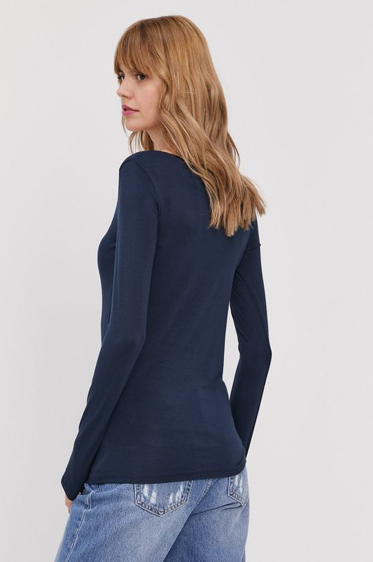 Pepe Jeans - Tričko s dlhým rukávom Sue  5% Elastan, 95% Viskóza