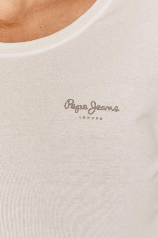 Pepe Jeans - Tričko s dlouhým rukávem Amberta Dámský