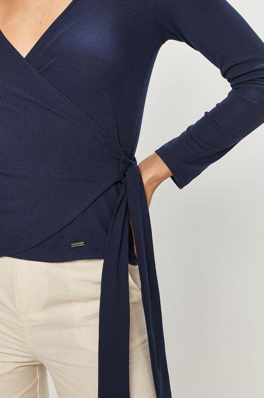 Pepe Jeans - Tričko s dlhým rukávom Bianca Dámsky