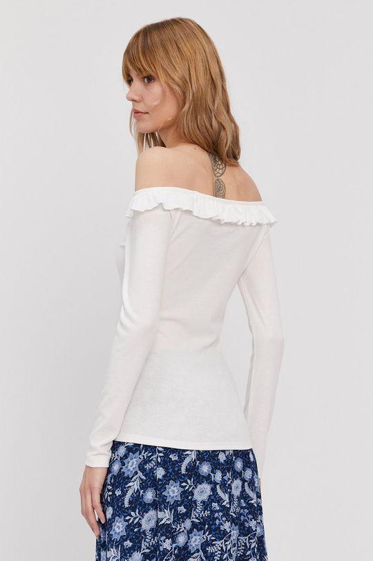 Pepe Jeans - Tričko s dlouhým rukávem Colette  5% Elastan, 60% Polyester, 35% Viskóza