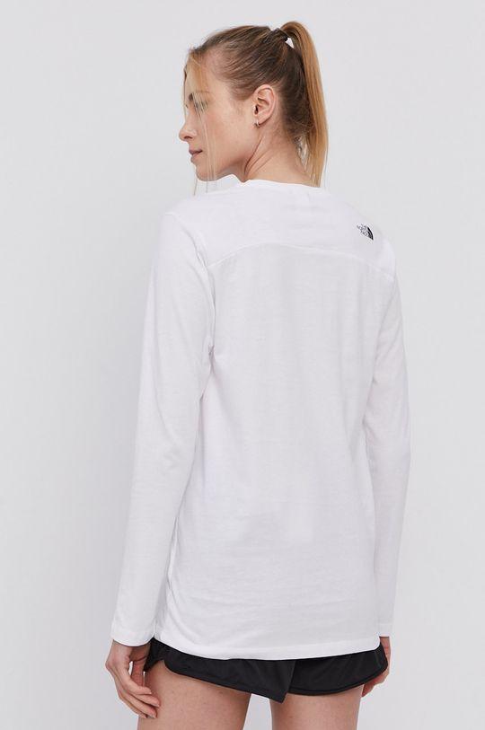 The North Face - Tričko s dlouhým rukávem  100% Bavlna
