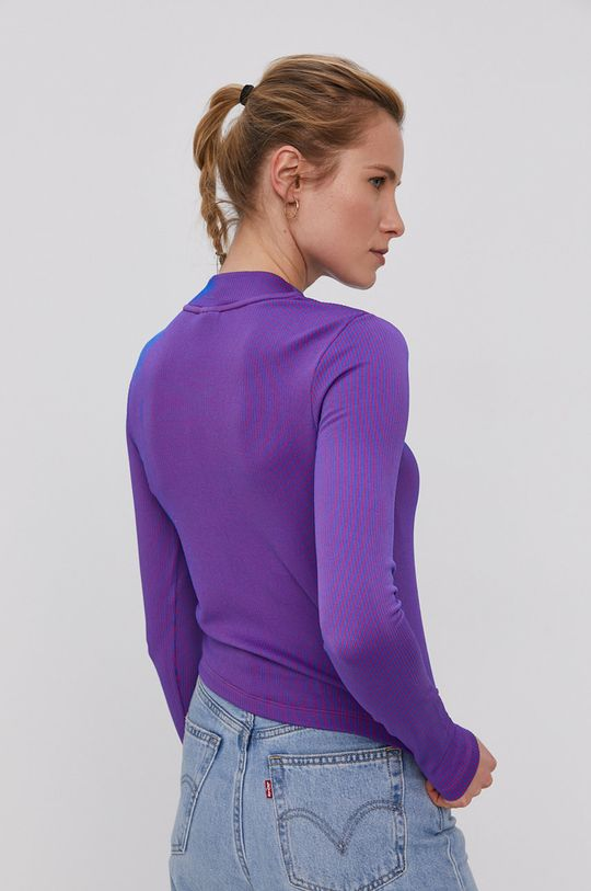 Nike Sportswear - Tričko s dlouhým rukávem  2% Elastan, 53% Nylon, 45% Polyester