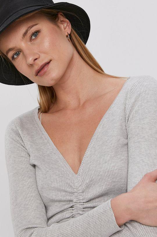 jasny szary Tally Weijl - Sweter