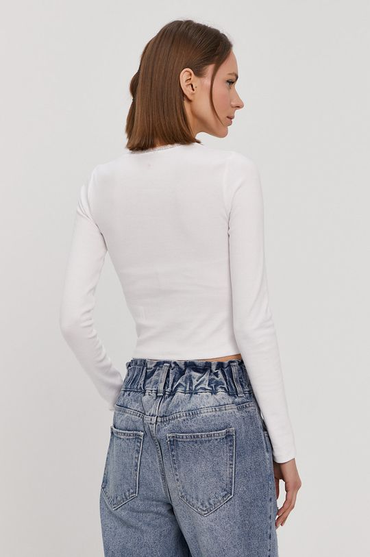 Tally Weijl - Tričko s dlouhým rukávem  100% Organická bavlna