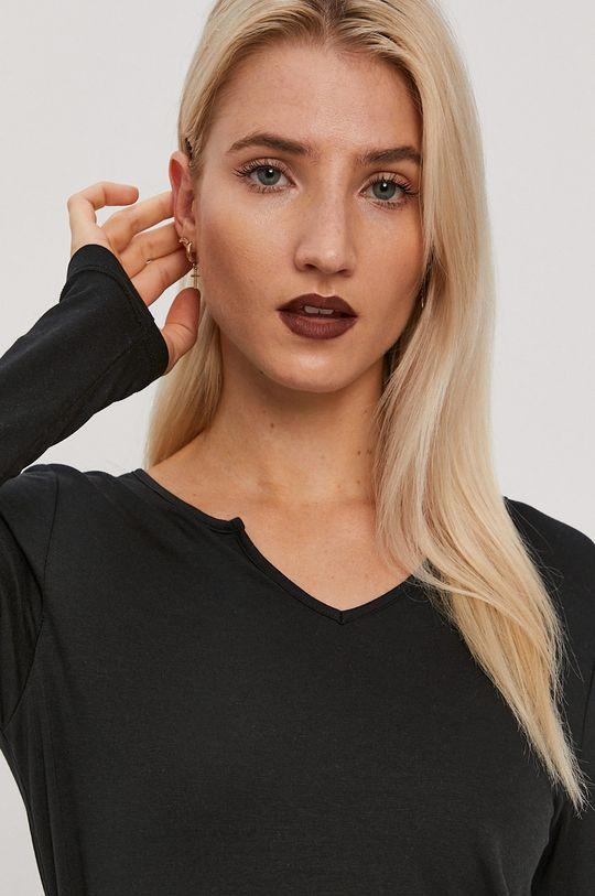 czarny Vero Moda - Longsleeve Damski