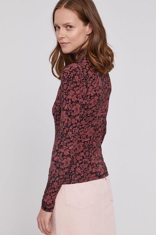 Levi's - Tričko s dlhým rukávom  6% Elastan, 94% Polyester