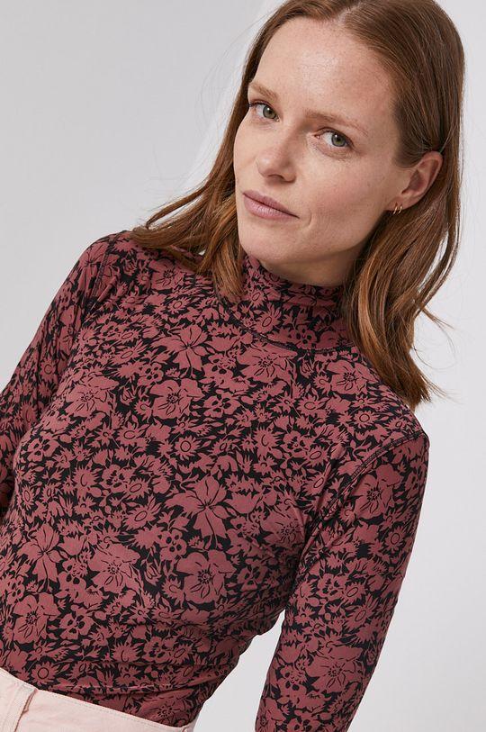 ružovofialová Levi's - Tričko s dlhým rukávom