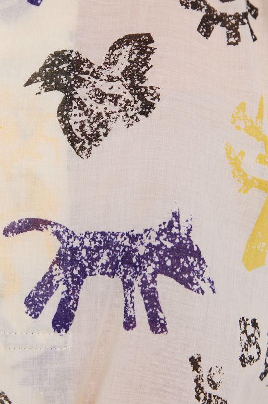 BIMBA Y LOLA - Bluzka bawełniana multicolor