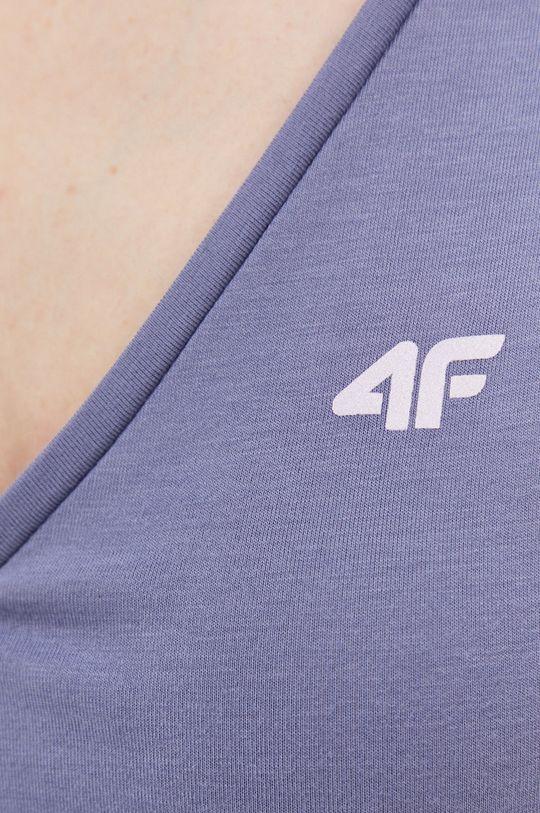 niebieski 4F - Longsleeve