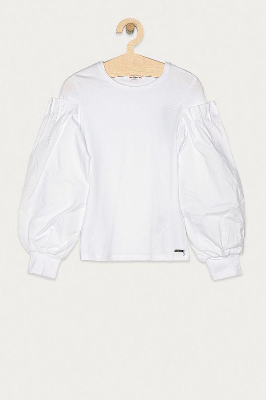 biały Guess - Bluzka dziecięca 116-175 cm Dziewczęcy
