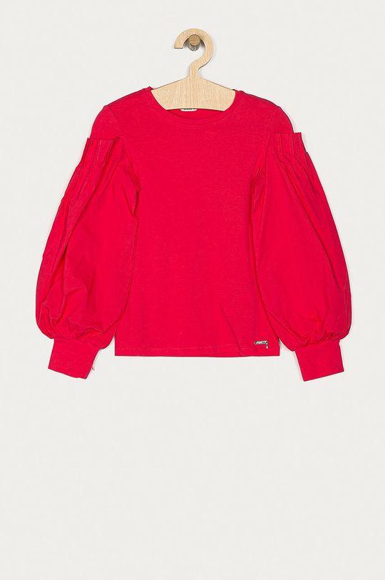 ostry różowy Guess - Bluzka dziecięca 116-175 cm Dziewczęcy