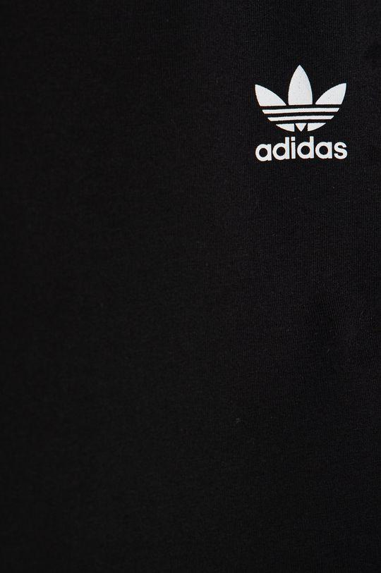 adidas Originals - Longsleeve dziecięcy 128-170 cm czarny