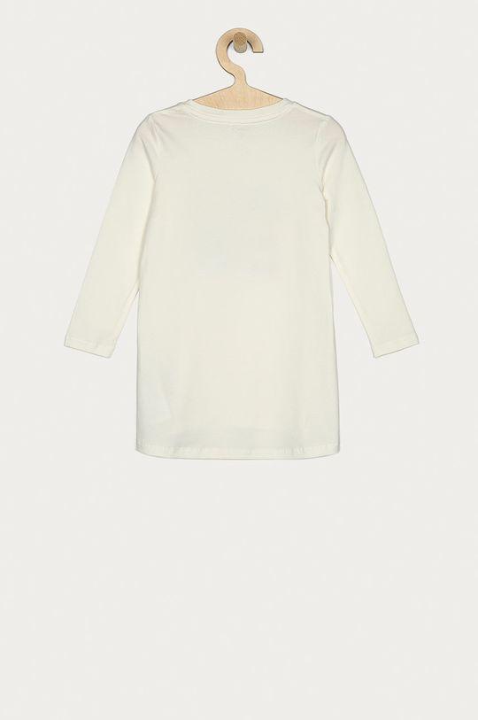 Name it - Longsleeve dziecięcy 92-128 cm biały