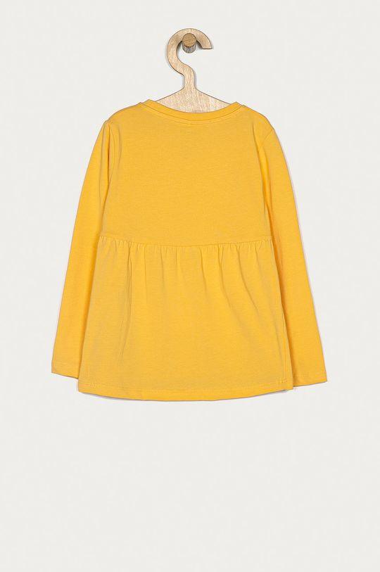 Name it - Detské tričko s dlhým rukávom 86-110 cm  95% Bavlna, 5% Elastan