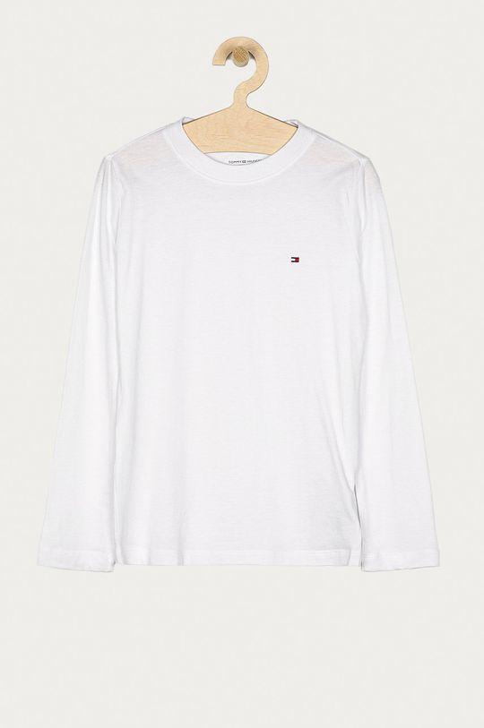 Tommy Hilfiger - Dětské tričko s dlouhým rukávem 128-164 cm (2-pack) starorůžová