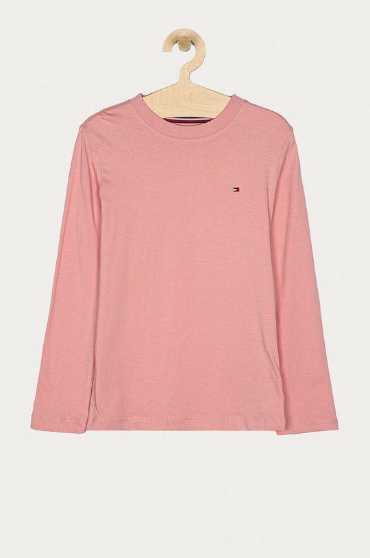 Tommy Hilfiger - Dětské tričko s dlouhým rukávem 128-164 cm (2-pack) Dívčí