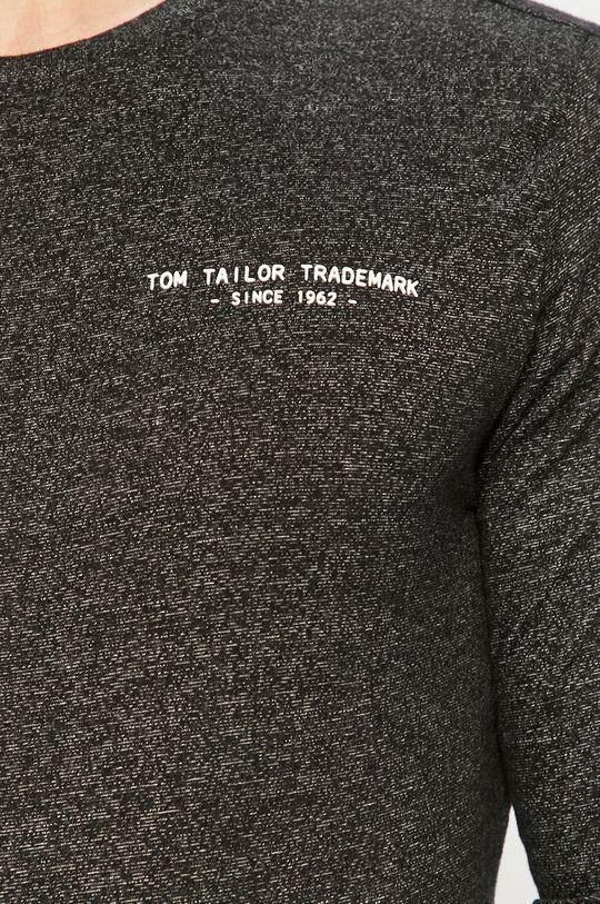 Tom Tailor - Tričko s dlhým rukávom Pánsky