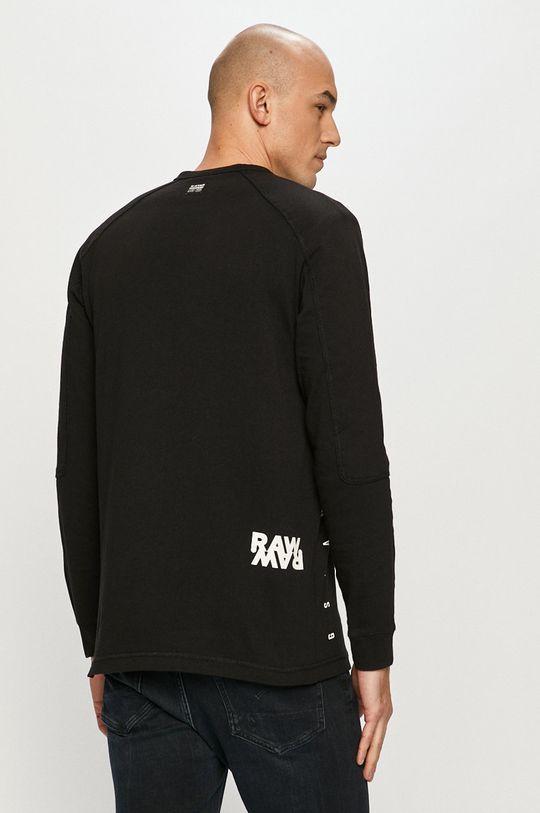 G-Star Raw - Tričko s dlhým rukávom  100% Bavlna