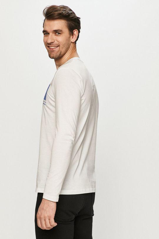 Jack & Jones - Tričko s dlouhým rukávem  100% Bavlna
