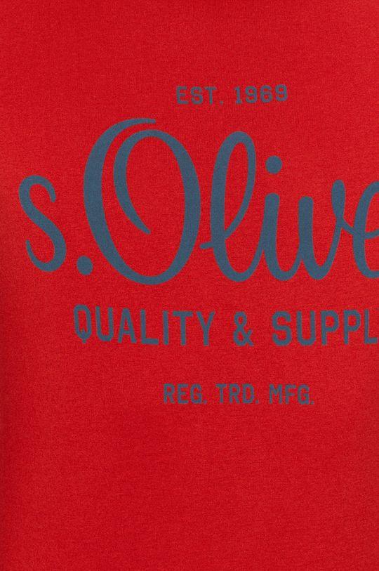 s. Oliver - Tričko s dlouhým rukávem Pánský