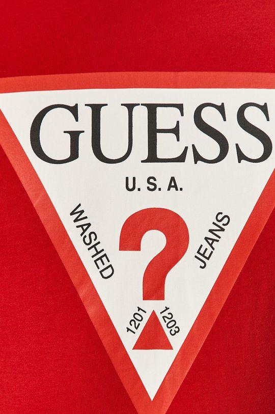 Guess - Tričko s dlouhým rukávem Pánský
